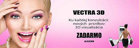 Akcia VECTRA® 3D do 31.8.2018 zadarmo