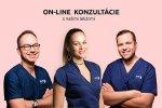 On-line konzultácie s našimi lekármi ZADARMO ☎